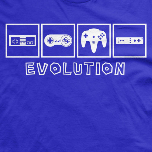Youth Evolution of Gaming
