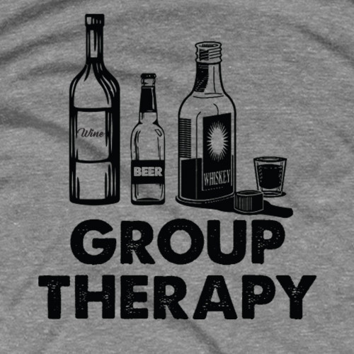 Group Therapy Alcohol