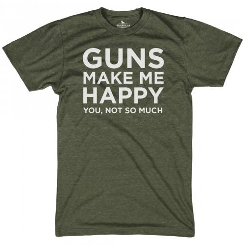 Guns Make Me Happy