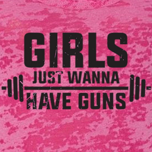 Girls Want Guns Tank
