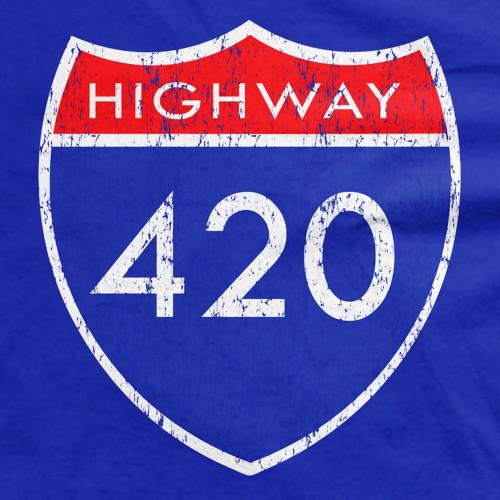 Highway 420 T-Shirt