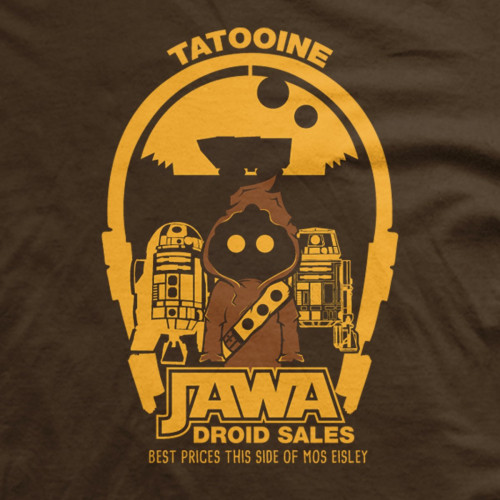 Jawa Droid Sales