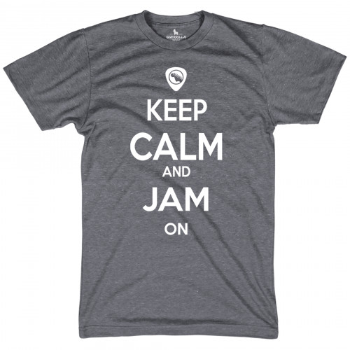 Keep Calm and Jam On