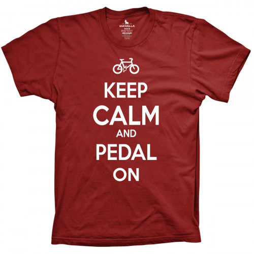 Keep Calm Pedal On