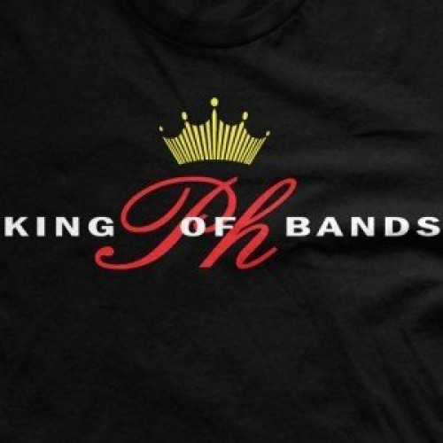 Phish King of Bands T-Shirt