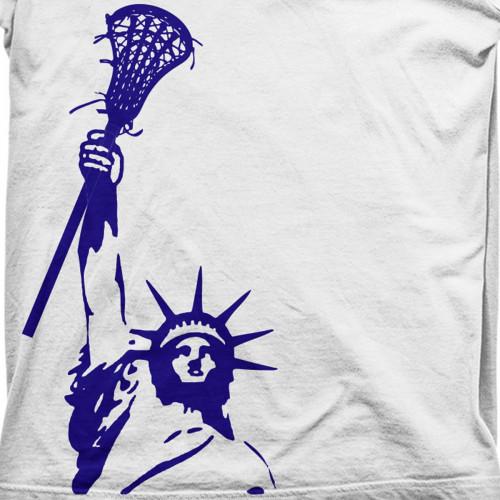 Lacrosse Lady Lax