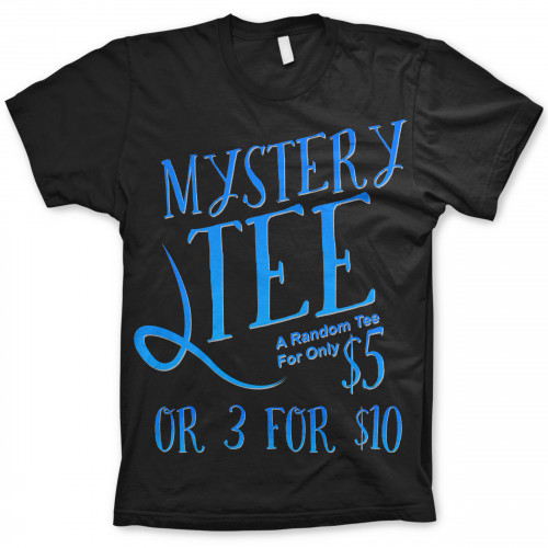 Mens Mystery Tees 3 for $10