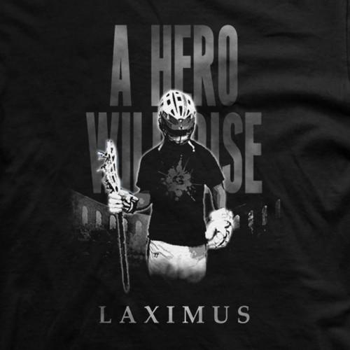 Laximus Lacrosse T-Shirt