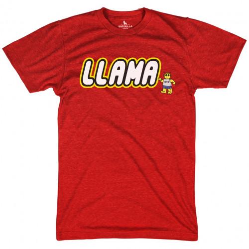 Phish Lego Llama T-Shirt