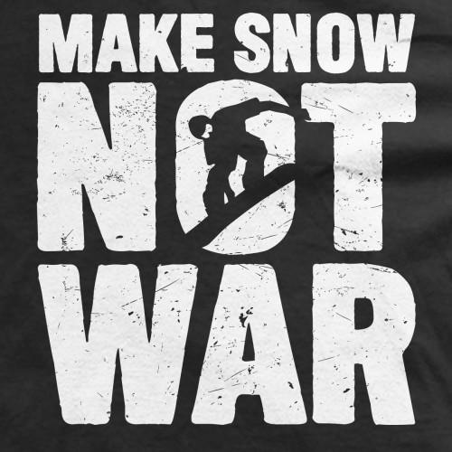 Make Snow Not War
