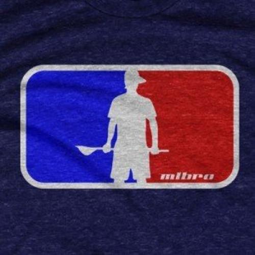 MLBro Lacrosse T-Shirt
