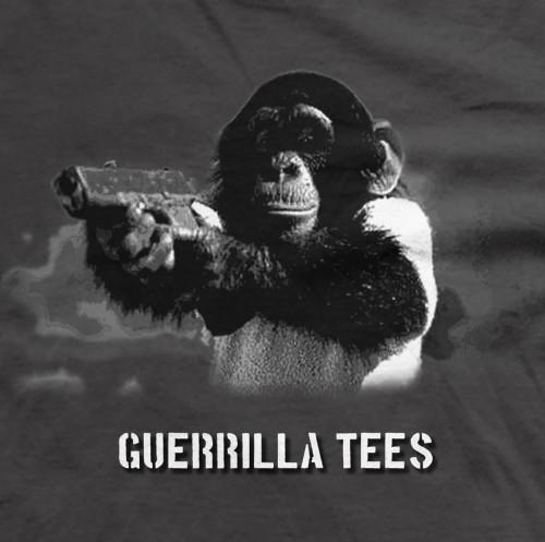 Gun Monkey T-Shirt