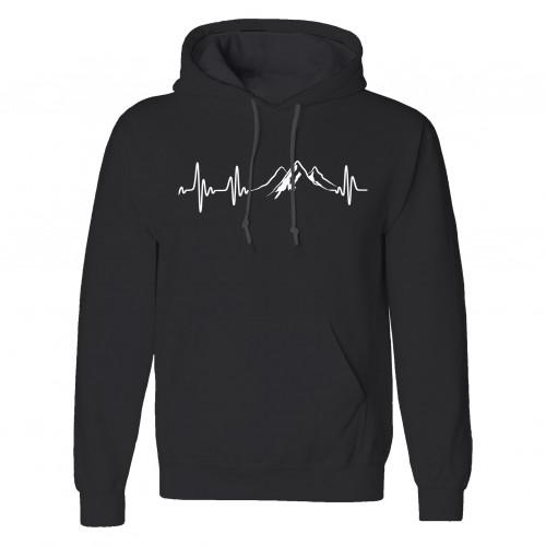 Mountain EKG Hood