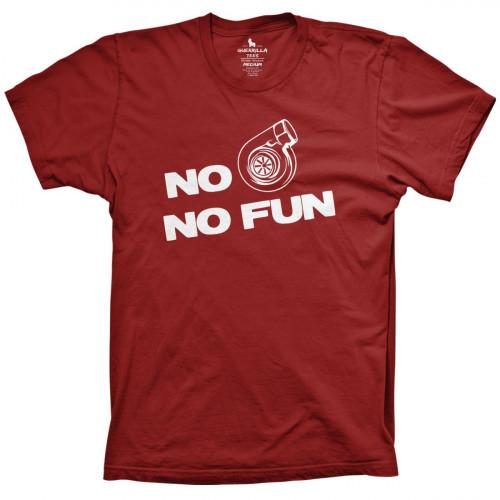 No Turbo No Fun T-Shirt