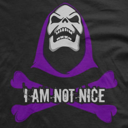I Am Not Nice