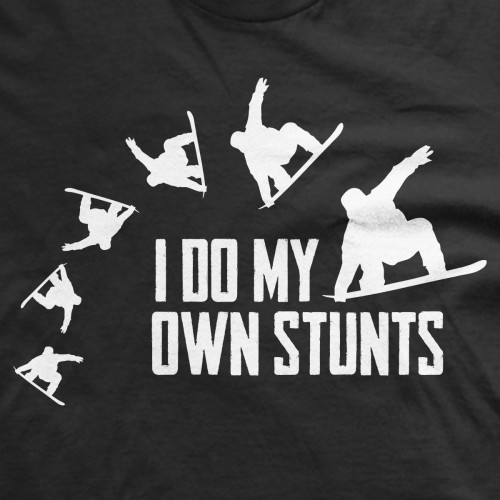 Own Stunts