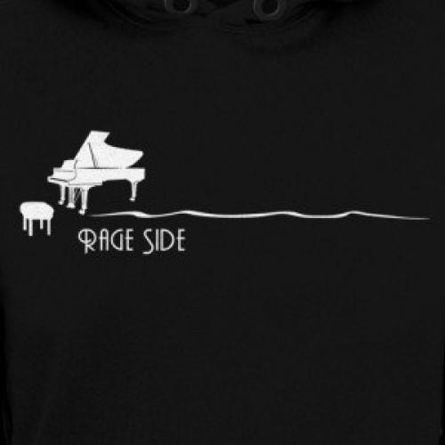 Page Side Rage Side hoodie