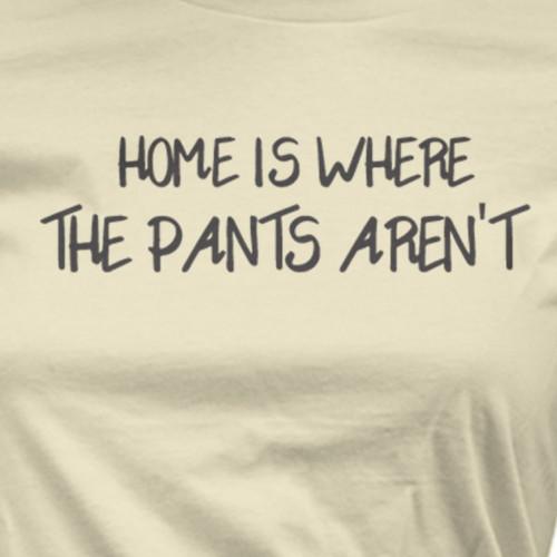 Pants Aren't