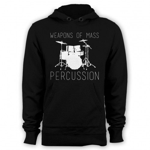 Mass Percussion Hoodie