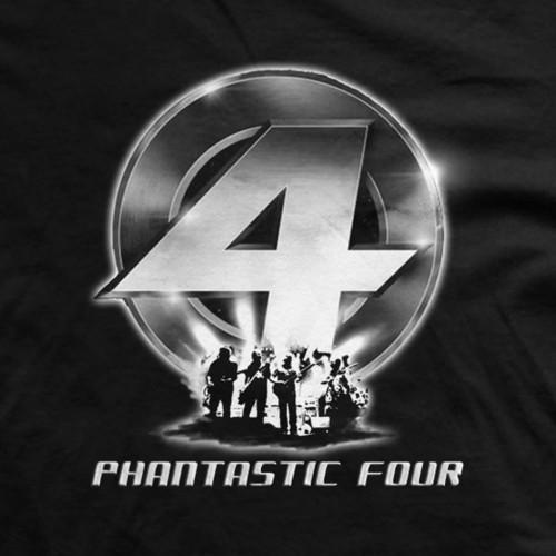 Phish Phantastic Four T-Shirt
