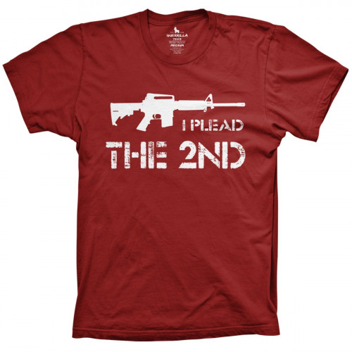 Plead the Second T-Shirt