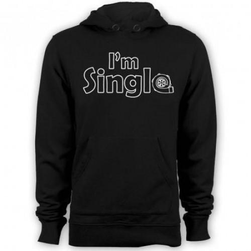 I'm Single Hoodie