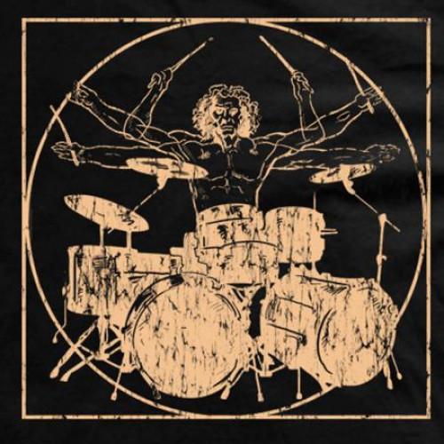 Davinci Drummer Hoodie