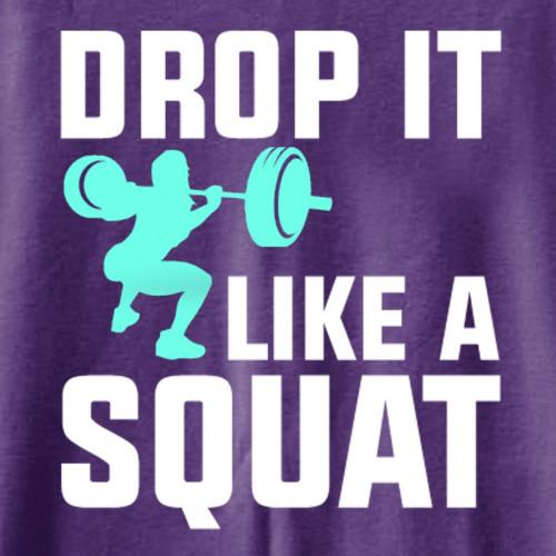 Drop It Like A Squat Tank