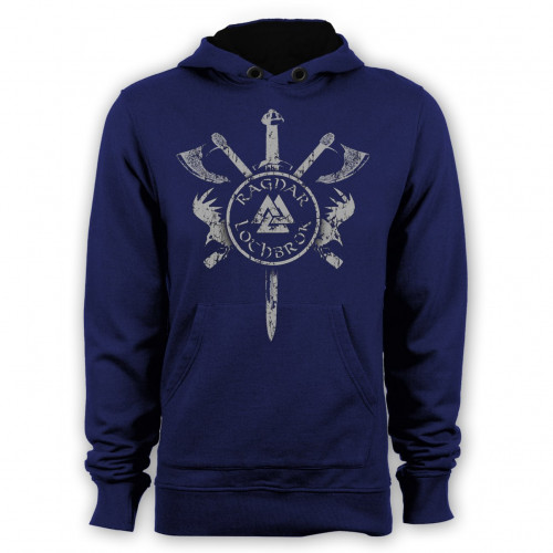 King of the Vikings Hoodie