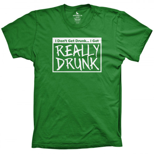 Really Drunk