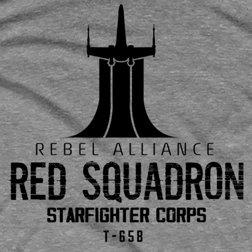 Red Squardon