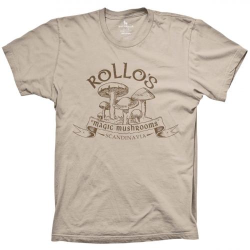 Rollo's Magic Mushrooms