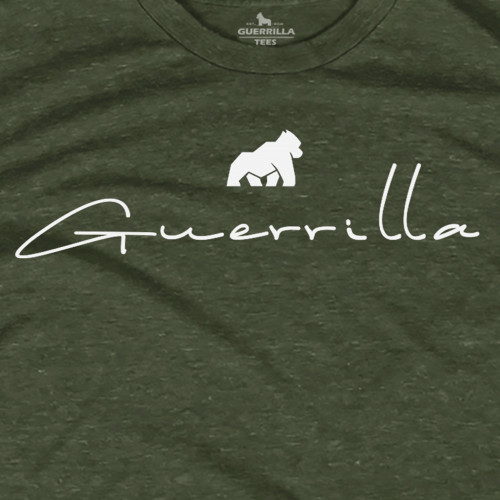 Guerrilla Scribble Text