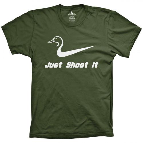 Just Shoot It Duck T-Shirt