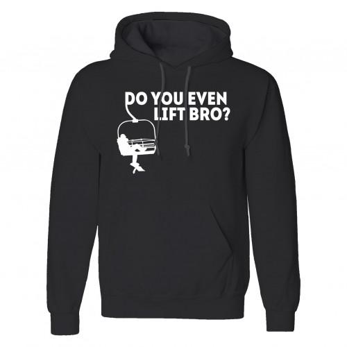 Do You Even Lift Bro Hoodie