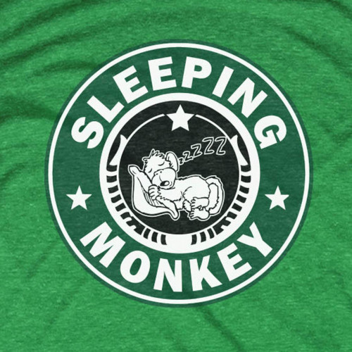 Phish Sleeping Monkey T-Shirt