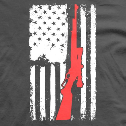 American Sniper Flag