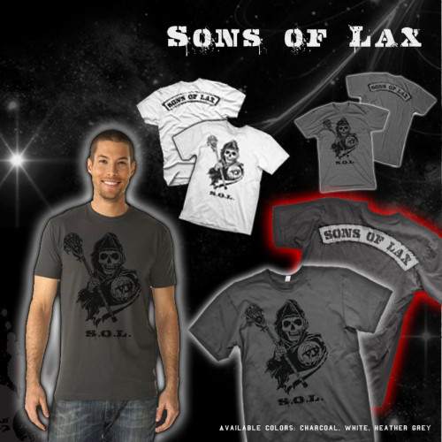 Sons of Lax T-Shirt