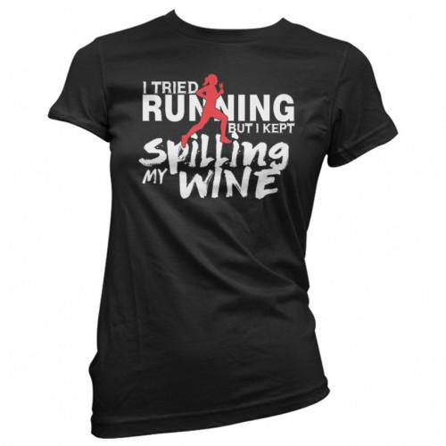 Spill Wine