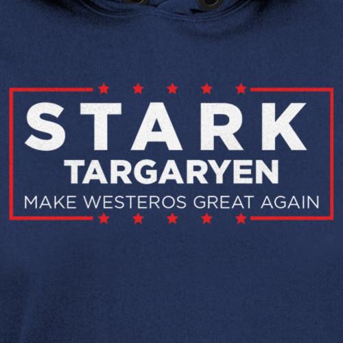 Stark Targaryen Hoodie