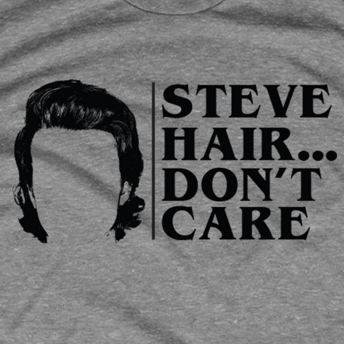 Steve Hair Don't Care