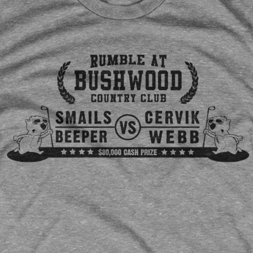 Rumble at Bushwood