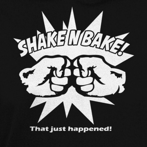 Shake and Bake Hoodie