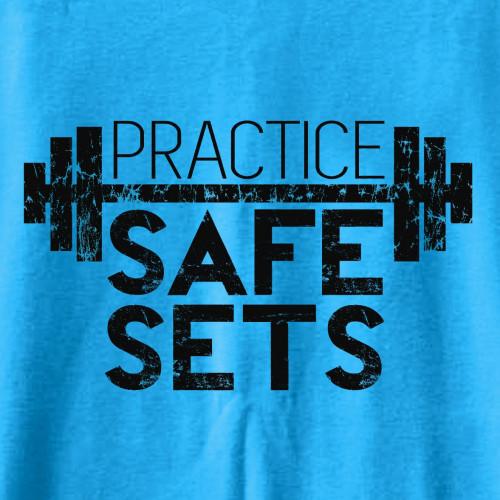 Practice Safe Sets Tank