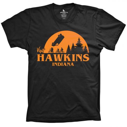 Youth Visit Hawkins