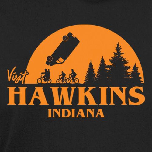 Visit Hawkins Hoodie