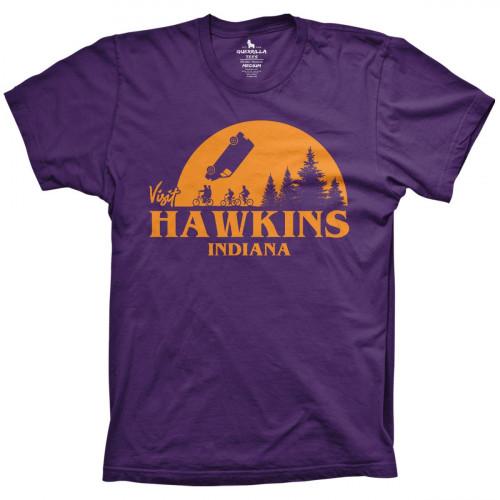 Visit Hawkins