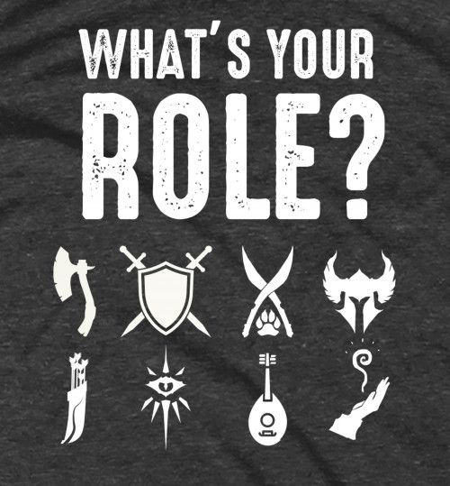 What's Your Role?