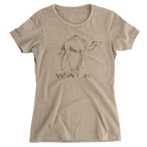 Womens Camel Walk