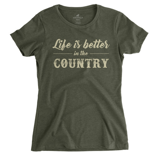 Womens Country Life